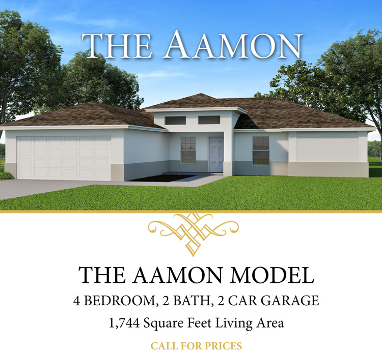 The Aamon Model by Cay Homes