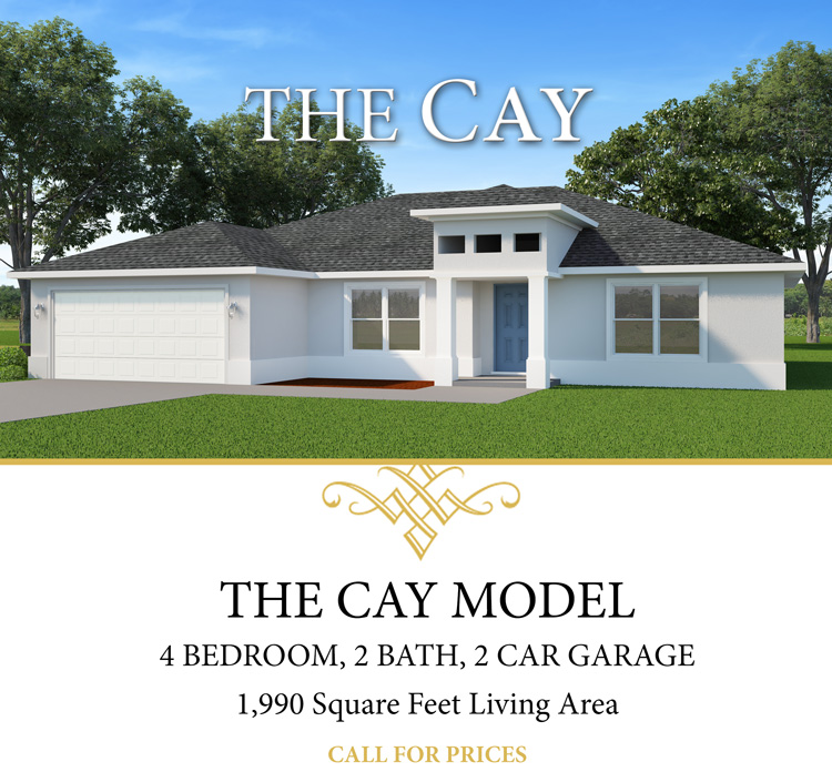 The Cay Model by Cay Homes