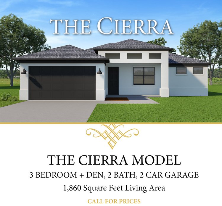 The Cierra Model by Cay Homes