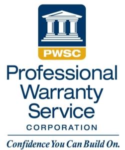 Builder Warranty   Professional Warranty Service Corporation Logo